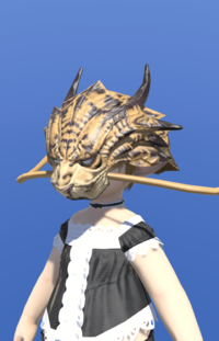 Model-Coeurl Mask-Female-Lalafell.png