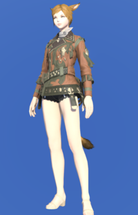 Model-Archaeoskin Jackcoat of Gathering-Female-Miqote.png