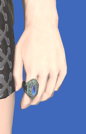Azurite Ring of Fending – Gamer Escape: Gaming News, Reviews, Wikis