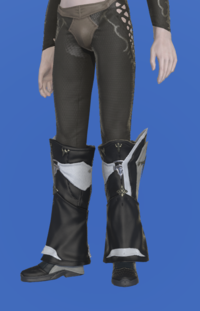 Model-Alexandrian Boots of Casting-Male-Elezen.png