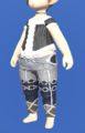 Model-Augmented Lost Allagan Pantaloons of Scouting-Female-Lalafell.png