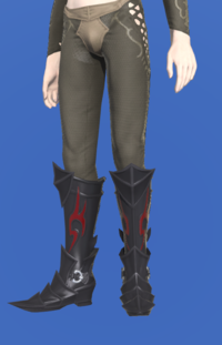 Model-Darklight Boots of Casting-Male-Elezen.png