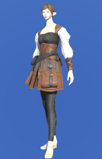 Model-Ramie Doublet of Crafting-Female-Elezen.png