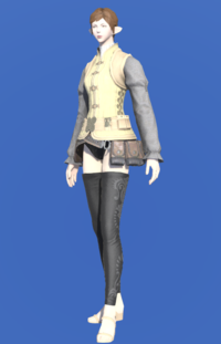 Model-Serpent Private's Doublet-Female-Elezen.png
