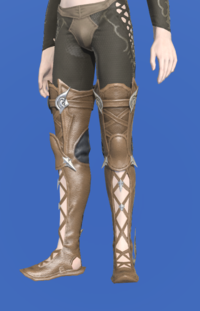 Model-Augmented Evoker's Thighboots-Male-Elezen.png