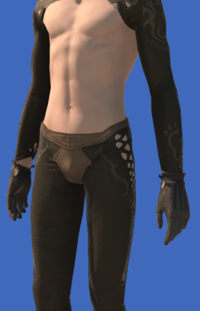 Model-Valentione Forget-me-not Gloves-Male-Elezen.png