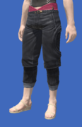Model-Cropped Fireglass Leather Slops-Male-Hyur.png