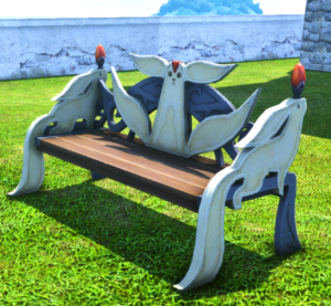 Fine Carbuncle Garden Bench Gamer Escape Gaming News Reviews Pdpeps Interior Chair Design Pdpepsorg