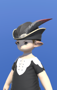 Model-Cashmere Hat of Aiming-Male-Lalafell.png