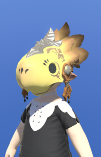 Model-Chocobo Mask-Male-Lalafell.png