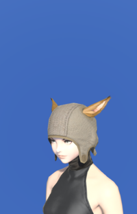 Model-Dated Hempen Coif (Brown)-Female-Miqote.png