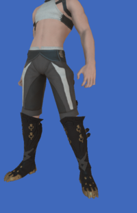 Model-Replica Sky Pirate's Boots of Fending-Male-Miqote.png