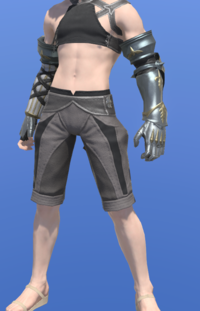 Model-Prototype Gordian Armguards of Scouting-Male-Miqote.png