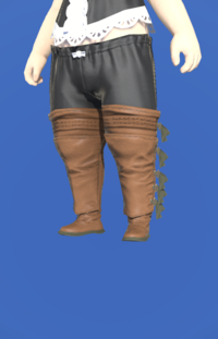 Model-Archaeoskin Jackboots of Gathering-Female-Lalafell.png