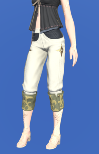 Model-Bloodhempen Trousers of Gathering-Female-AuRa.png