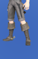 Model-Boots of the Defiant Duelist-Male-Miqote.png