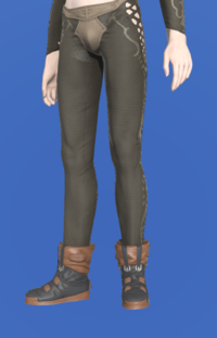 Model-Dhalmelskin Shoes-Male-Elezen.png