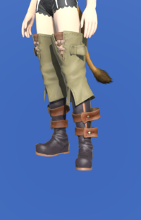 Model-Ivalician Archer's Boots-Female-Miqote.png