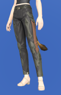 Model-Archaeoskin Breeches of Gathering-Female-Miqote.png