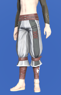 Model-Holy Rainbow Sarouel of Scouting-Male-Elezen.png
