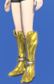 Model-The Feet of the Golden Wolf-Female-Hyur.png