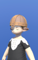 Model-Hard Leather Pot Helm-Male-Lalafell.png