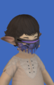 Model-Replica Sky Rat Mask of Casting-Male-Lalafell.png