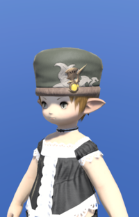Model-True Linen Cap of Aiming-Female-Lalafell.png