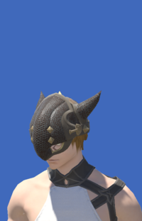 Model-Altered Boarskin Pot Helm-Male-Miqote.png