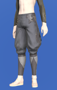 Model-Rainbow Sarouel of Scouting-Male-Elezen.png