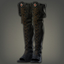 Smilodonskin Open-toed Boots of Striking Icon.png