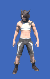 Model-Obsolete Android's Boots of Striking-Male-Miqote.png