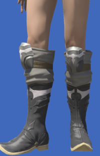 Model-Filibuster's Boots of Healing-Female-Viera.png