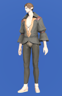 Model-Flame Sergeant's Shirt-Male-Elezen.png