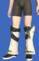 Model-Prototype Alexandrian Boots of Healing-Male-Hyur.png