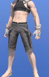 Model-Valerian Wizard's Fingerless Halfgloves-Male-Miqote.png