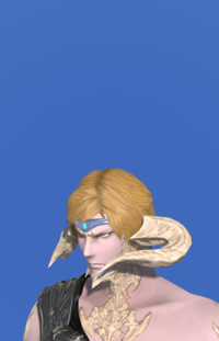 Model-Mythril Circlet (Turquoise)-Male-AuRa.png