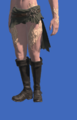 Model-YoRHa Type-53 Boots of Fending-Male-AuRa.png