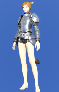 Model-Aetherial Mythril Cuirass-Female-Miqote.png