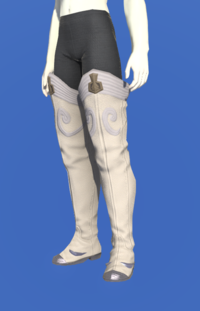 Model-Valerian Rune Fencer's Thighboots-Female-Roe.png