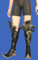 Model-Elemental Boots of Scouting-Male-Hyur.png