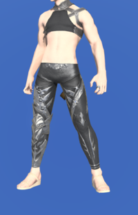 Model-Omicron Trousers of Fending-Male-Miqote.png