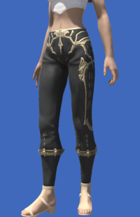 Model-Replica High Allagan Trousers of Maiming-Female-Viera.png