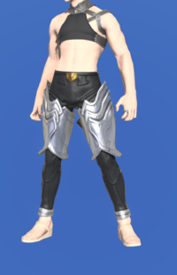 Model-Tarnished Legs of the Silver Wolf-Male-Miqote.png