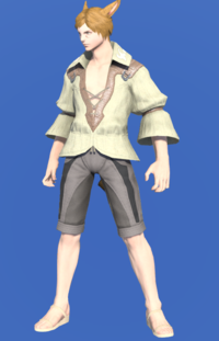 Model-Aetherial Velveteen Shirt-Male-Miqote.png