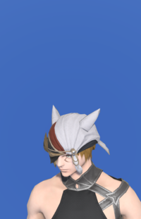 Model-Carborundum Bandana of Scouting-Male-Miqote.png