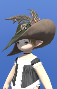 Model-Orthodox Tricorne of Scouting-Female-Lalafell.png