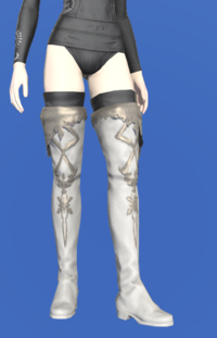 Model-Slothskin Boots of Striking-Female-Elezen.png