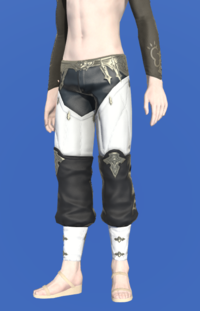 Model-Alexandrian Bottoms of Healing-Male-Elezen.png