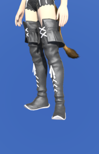 Model-Direwolf Thighboots of Healing-Female-Miqote.png